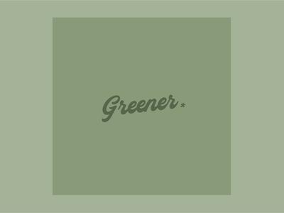 Greener Cannabis Brand