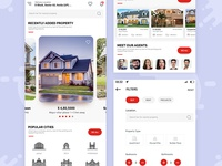 Property Finding  App
