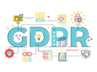 GDPR Lettering