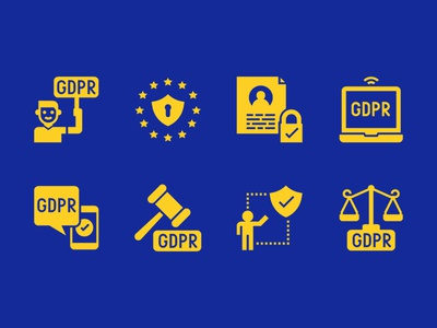 General Data Protection Regulation - GDPR / RGPD