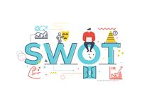 SWOT illustration