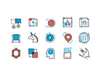 blueprint icons