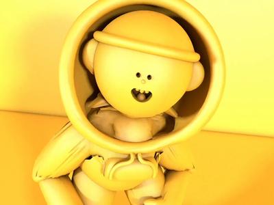 Keep my coo mocap motion animation color adobe illustration design cinema 4d cgi c4d 3d
