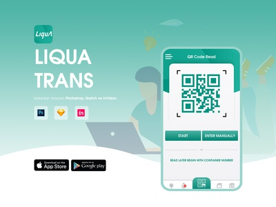 Liqua Trans Mobile Applications II User Interface Design