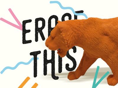 Erase This - The Tiger