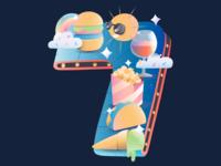 7 Days with Orbit