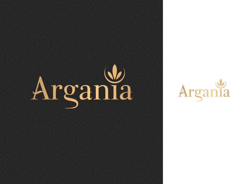 Logo Argania artworks designed logo design designer marrakech argan free mockup artwork art brand agency branding brand arabic arab logo animation logo a day logo morocco creative