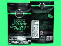 Cape Gourmet Signature Seafood North Atlantic Swordfish Steaks