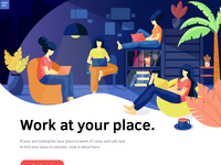 Work At your Place