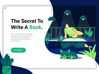 the secret to write