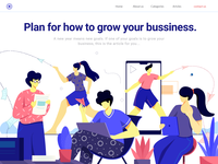 Plan to grow your business