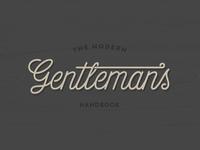 Gentleman's Type