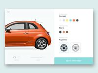 Car Customization Tool