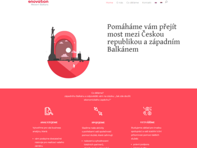 Investment Agency Website Design