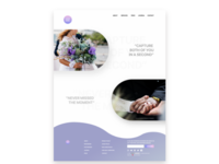 Web Design Wedding Photography