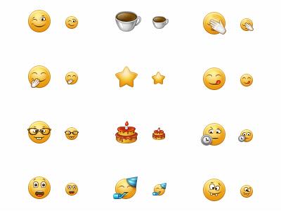 Emoticons emoticon emoticons smile icon icons 32x32 18x18