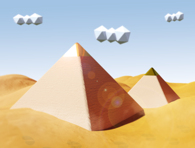 Editorial - 3D Illustration #10 children magazine game art editorial 3d art render 3d blender low poly illustration