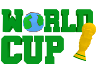 World Cup 2018 - 3D Illustration