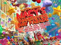 Macy's Thanksgiving Parade 2015
