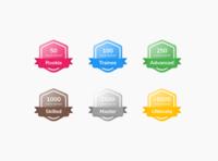 Badge   Daily UI #084