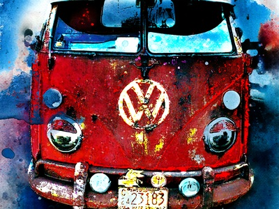 Camionnette Volkswagen