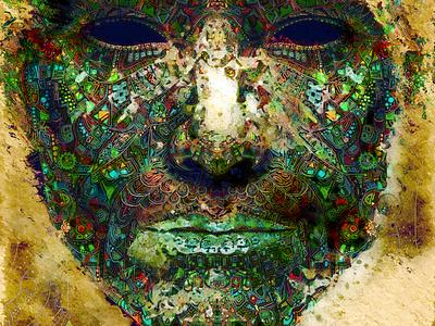 Masque Inca