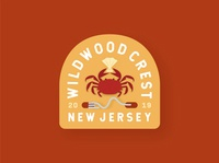Wildwood Beach Tag