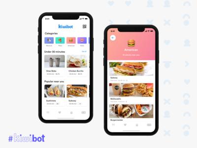 Kiwibot - Home idea