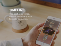 Timeline - A social network for your memories