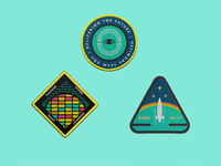 Hypergiant Mission Badges