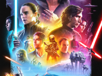 Star Wars Episode IX Poster Mockup