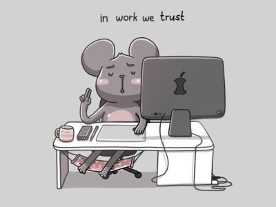 In work we trust