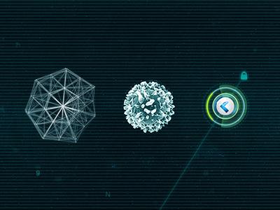 Molekulos 2 game iphone ipad soon ui sci-fi bacteria