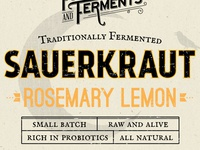 Food and Ferments Label Update