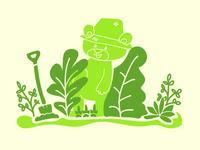 Camp Little Bear Grows a Garden