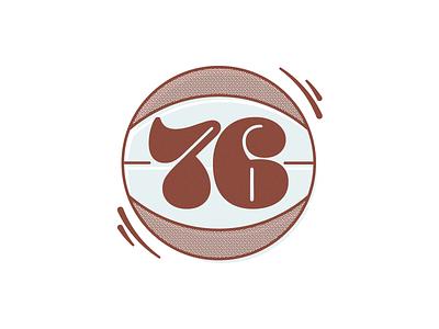 '76 sports professional nba basketball embiid 76ers gritty philadephia sixers 76