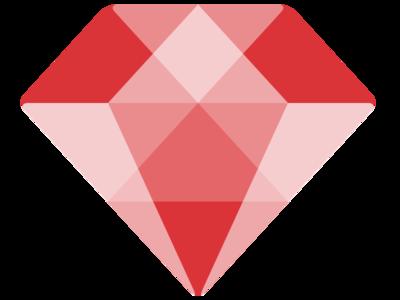 Flat UI Ruby flat ui kit ruby diamond red