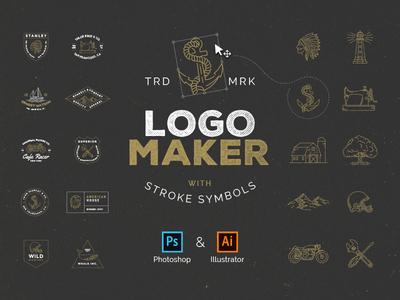 Logo Maker By Victor Barac Dribbble