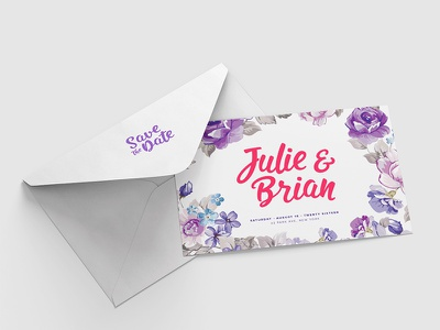 Wedding card font typeface type typography script design feminine letter girl card wedding