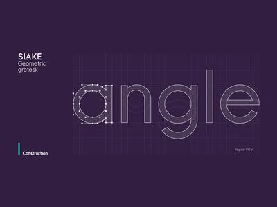Typeface construction
