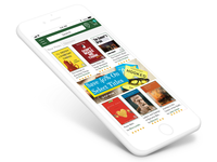 Barnes & Noble Redesign