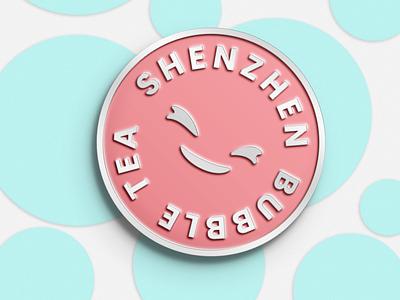 Shenzhen Bubble Tea   Identity visual identity vector illustration design mascot logo graphic design branding brand identity