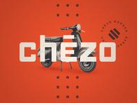 Chēzo Burger logotype restaurant logo identity visual identity design restaurant typography burger logo food burger logodesign branding visual identity logo graphic design design brand identity
