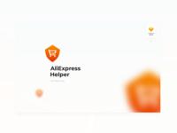 AliHelper One Page