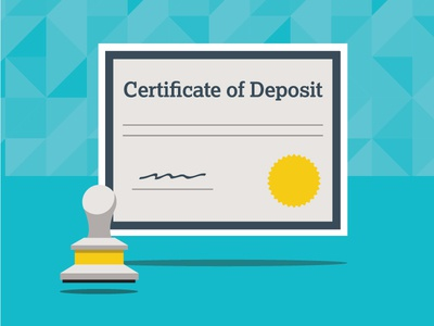 Certificate of deposit by Meazzo Brand Co. - Dribbble