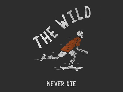 Skate Skull identity logo skateboarding illustrator sketch skull skateboard illustration doodle tattoo