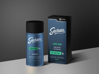 SaoNam - Spray deodorant