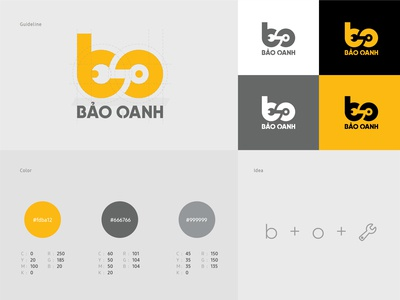 BaoOanh - Branding