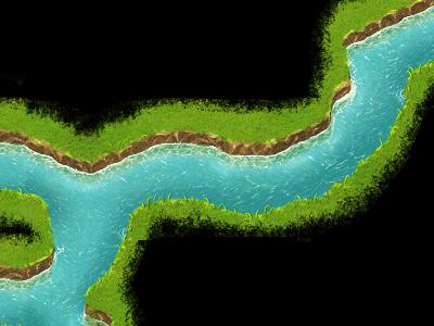 River tiles