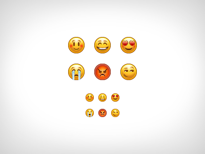 Emoticons vkontakte emoticons smiles emotion pixel perfect
